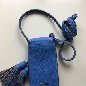 Rebecca Minkoff Bags - Rebecca Minkoff Blue Phone Bag